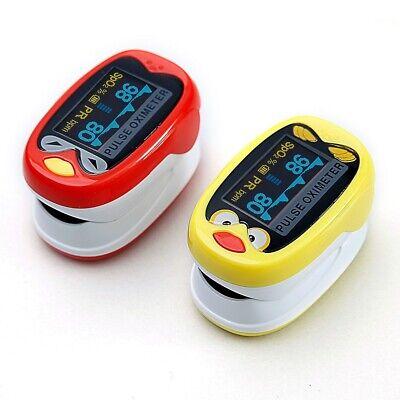 Oled Baby Finger Pulse Oximeter Pediatric Spo2 Pr For Neonatal Children Kids Us