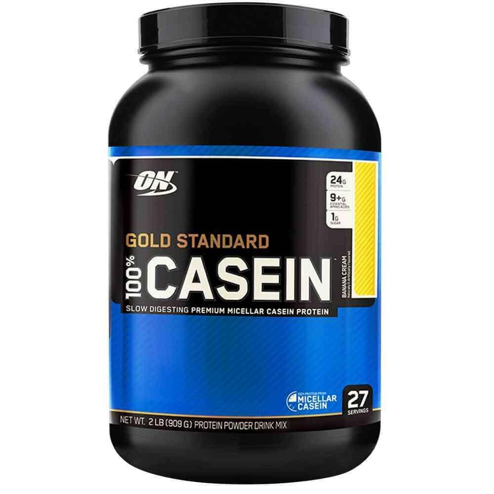 Optimum Nutrition Gold Standard 100% Casein Protein Powder f