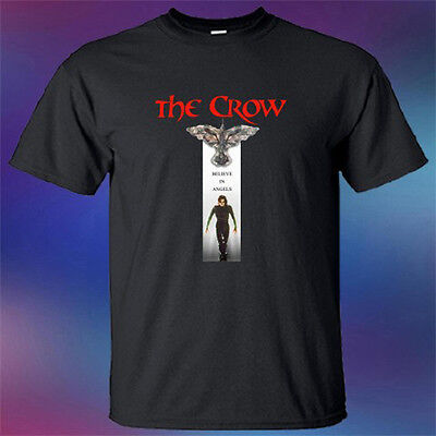 New Violent Femmes The Crow Movie Poster Thriller Mens Black T Shirt Size S 3Xl
