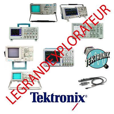 Ultimate Tektronix Operation Repair Service Manual Schematics 310 On Dvd