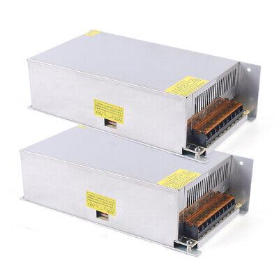 Dc Power Supply 12v 50a Ac 110v-220v Converter Dc Adapter Universal 12v 50a 600w