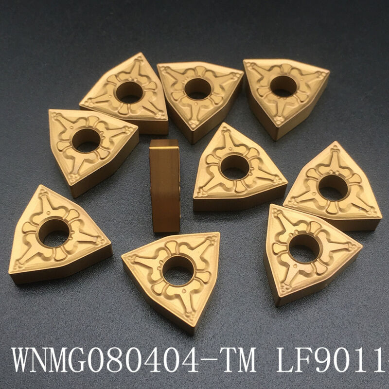 10* WNMG080404-TM LF9011 CNC lathe insert cutting tool carbide turning blade
