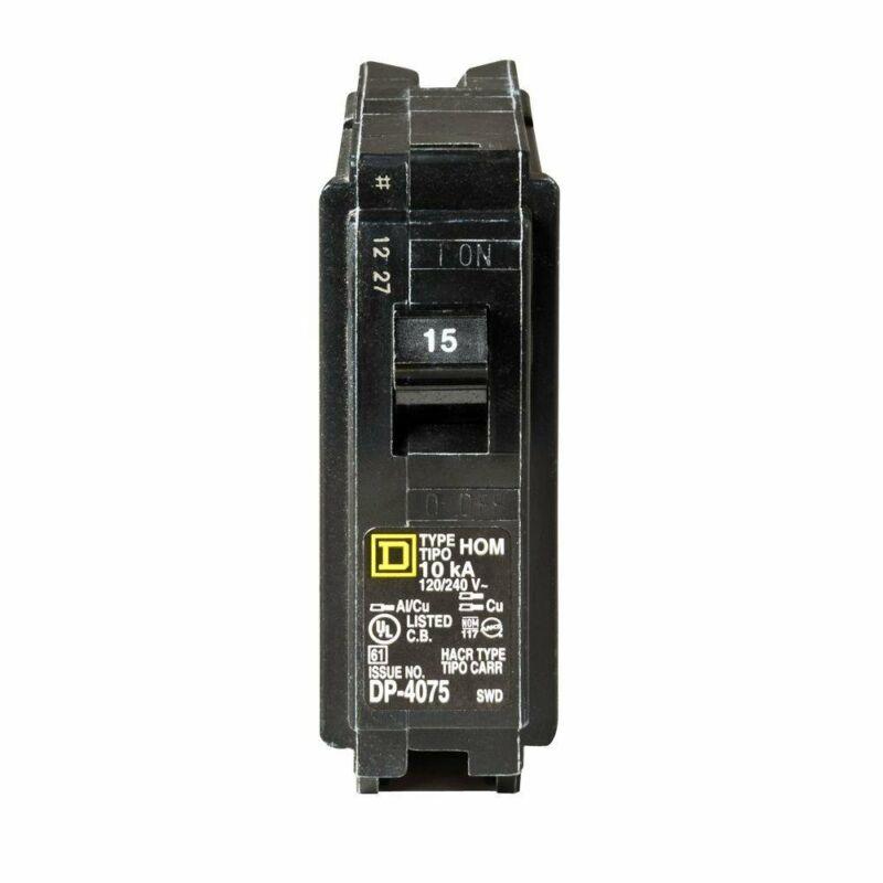 HOM130 - Square D Circuit Breakers