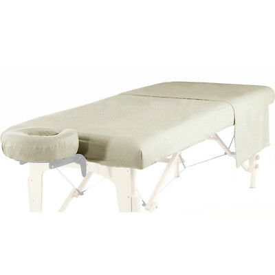 NEW MASSAGE TABLE DELUXE BRUSHED FLANNEL 3pc SHEET SET-FITTED, FLAT & FACE - Deluxe Sheet Set Flannel