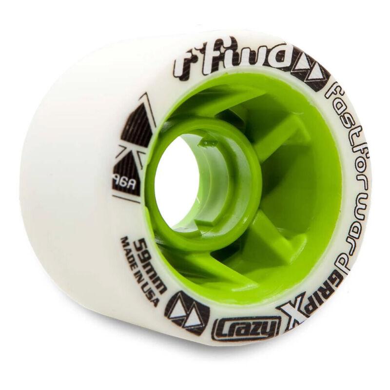 Crazy Skate Control Roller Skate Wheels