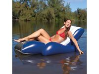 Inflatable Lounger - Unopened BRAND NEW