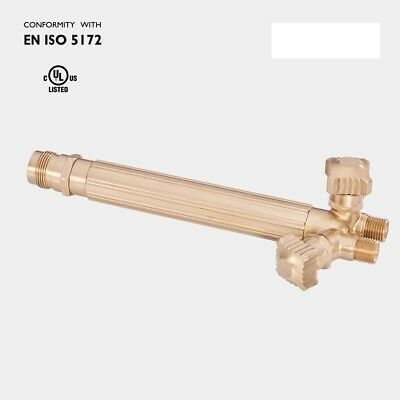 Cutting Torch Handle Compatible With Harris 63-2 Heavy Duty Oxy Acetylene 63-2