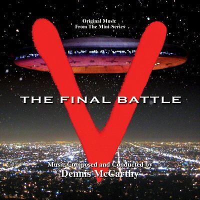 V:-The Final Battle Pts 2 & 3-Original soundtrack by Dennis McCarthy