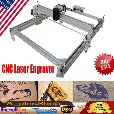 Cnc Laser Engraver Kits Desktop Carving Engraving Wood Cutter Cutting Machine