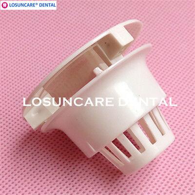 20pcs Dental Filter Screen Plastic Filter Mesh For Dental Chair Glass Spittoon