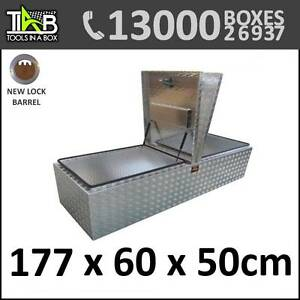 Aluminium Gullwing Toolbox Truck Ute Trailer Camper Caravan1765FG Brisbane City Brisbane North West Preview