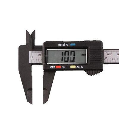 Plastic150mm 6inch Lcd Digital Electronic Vernier Caliper Gauge Micrometer Great
