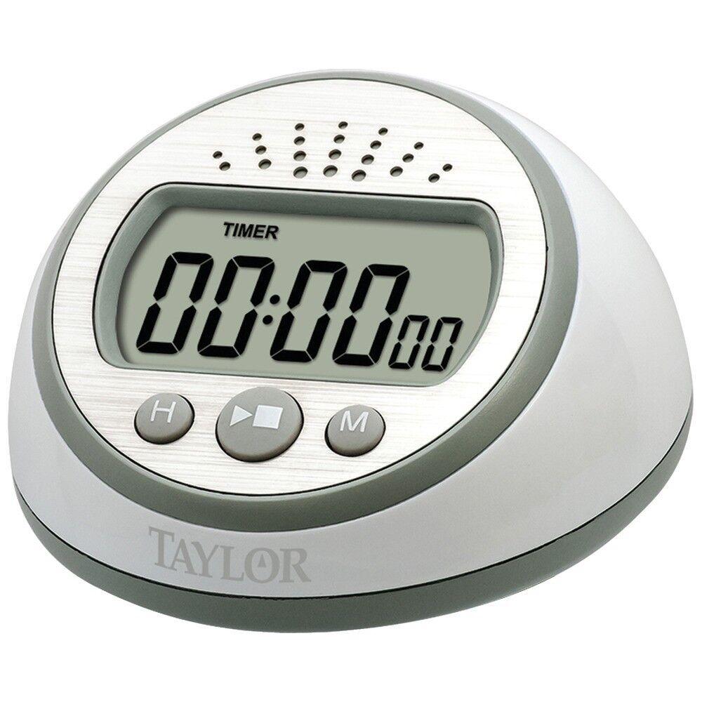 Taylor Super Loud 95DB Digital Kitchen Cooking Timer Counter