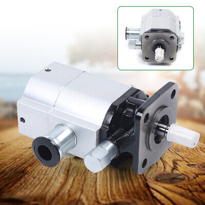 16gpm Hydraulic Log Splitter Pump 2 Stage Hilo Gear Pump 3000 Psi Log Splitter