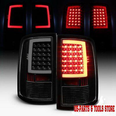 Dodge Ram LED Rückleuchten Plasma Tube 2009 2010 2016 2012 BSM 09 10 12 14