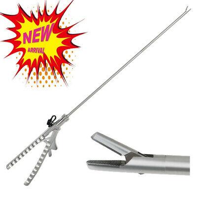 5x330mm Needle Holder V Type Laparoscopy Laparoscopic Endoscopy Straight 2020 Ce