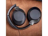 Philips Over Ear Noise Cancelling Wireless Headphones PH805BK