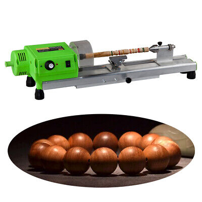 480w Lathe Beads Polisher Drilling Polishing Machine Woodworking 100-5000rmin