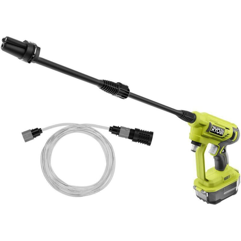 RYOBI ONE+ 18-Volt 320 PSI 0.8 GPM Cold Water Cordless Power Cleaner (Tool Only)