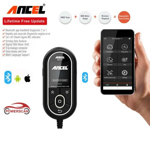 Ancel BD310 - Bluetooth Professional OBDII Scan Tool for Android and iPhone US