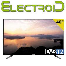 "TV 40"" CHANGHONG LED40D2100T2 FULL HD DVB-T2 T C PVR USB HDMI HOTEL CI+"