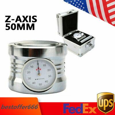 Z Axis Zero Pre-setter Tool 500.01mm Determinator Photoelectric Set For Cnc