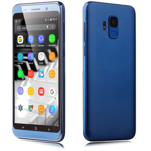 """Android Phone - 2018 New Android7.0 Mobile Phones Quad Core Dual SIM 5.0"""" Smartphone Unlocked UK"""