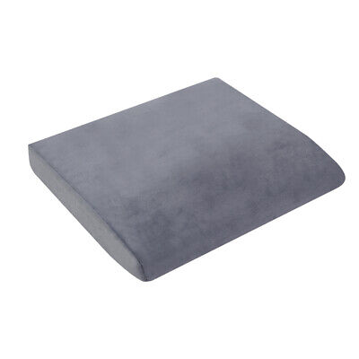 Sleep Memory Cotton Foam Best Flat Pillow Thin Low Profile Cotton Cover