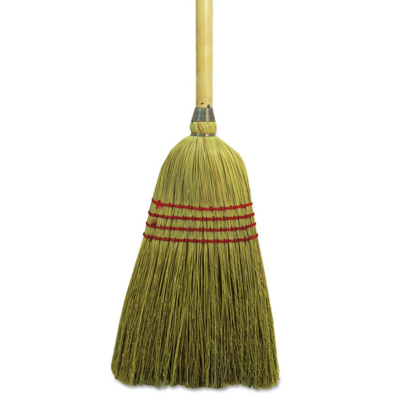 "Boardwalk 920YEA Mixed Fiber 55"" Length Maid Broom New"