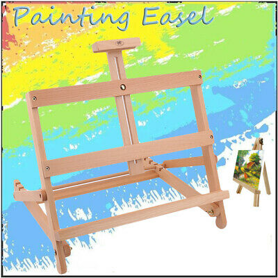 Painting Easel Art Study Supplies Painting Holder Sketch Tabletop Display Easel