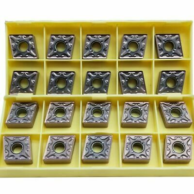 20pcs Cnmg120408 -ma Lf6018 Cnc Carbide Turning Inserts Cnmg432-ma Cnmg 12 04