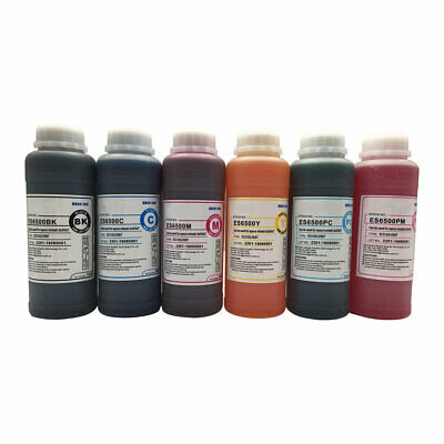 Eco Solvent Pigment Ink For Leather Printing