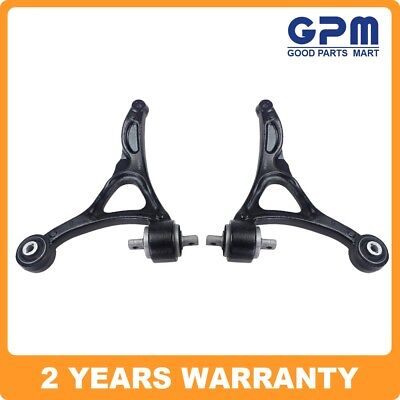 Front Lower Left Right Suspension Wishbone Track Control Arm Kits Fit For Volvo