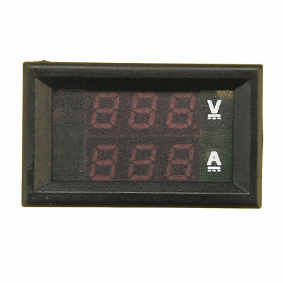 Geekcreit Mini Digital Voltmeter Ammeter Dc 100v 10a 2 Pieces