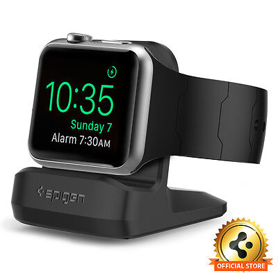 Spigen® Apple Watch Stand S350 [Compatible with Apple Watch Night Stand Mode]