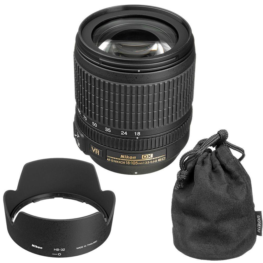 itm NEW Nikon AF S DX NIKKOR  mm f G ED VR Lens itemcc