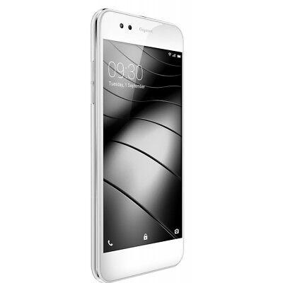 Gigaset ME 32GB white Dual-Sim Android Smartphone Handy ohne Vertrag LTE 4G
