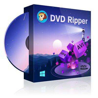 DVDFab DVD Ripper WIN 2 Jahre Lizenz Garantie Download