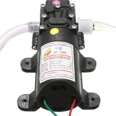 Motor Oil Diesel Fuel Fluid Extractor Electric Siphon Transfer Change Pump 12v