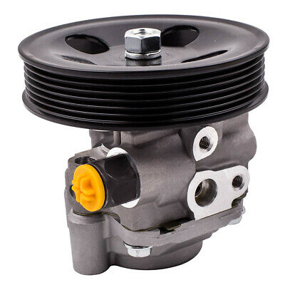 Toyota Tundra Power Steering (New Power Steering Pump With Pulley For Toyota Sequoia Tundra 00-07)