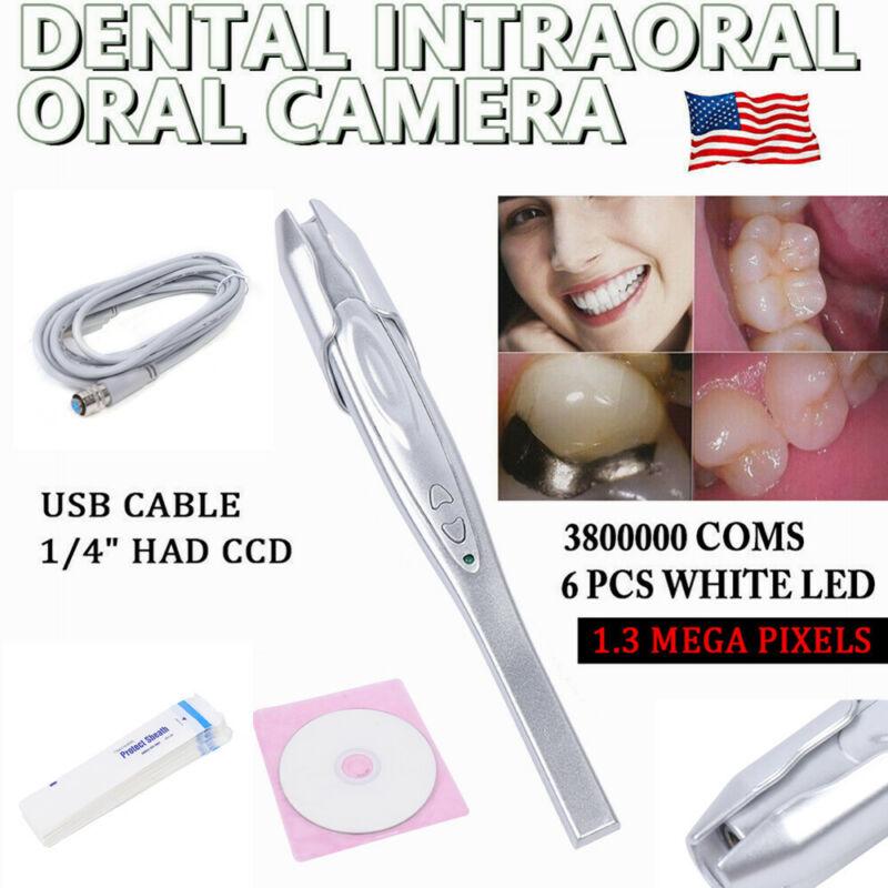 Dental Camera Intraoral Focus MD740 Digital USB Imaging Oral Clear image US SALE