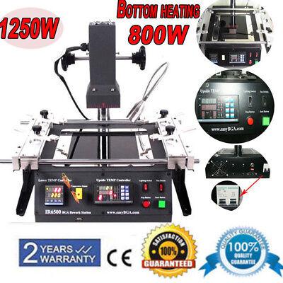 Bga Rework Station Infrared Welding Machine Smd Soldering Reflow Station 1250w