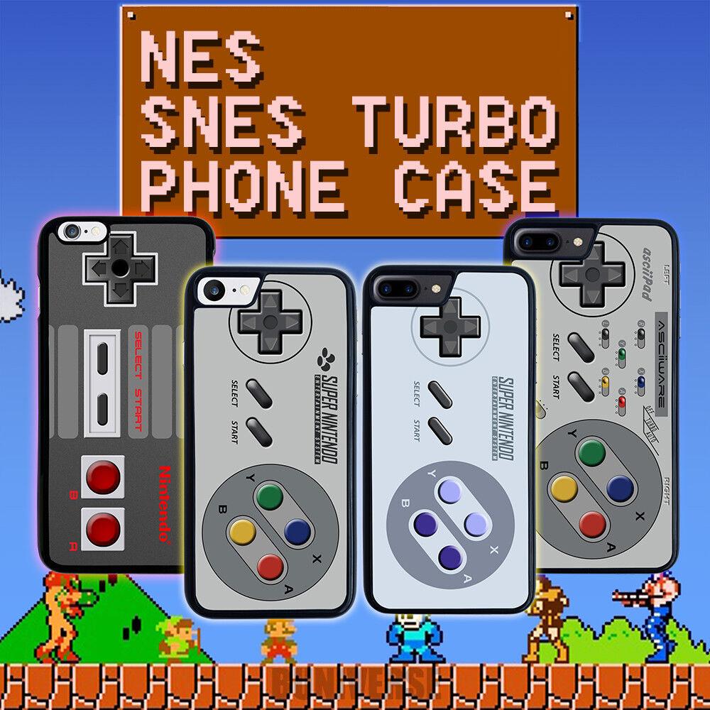 NES SNES SNES TURBO Nintendo for iPhone 5 5s 4 4s 5c 6 6 7 8