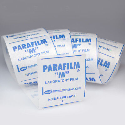 Parafilm M Roll All-purpose Laboratory Film 2 Wide X 10 Plus 1 Free 11