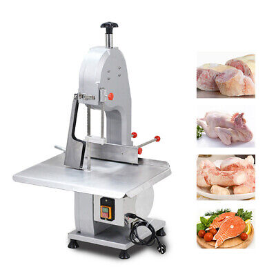1500w Commercial Meat Bone Saw Machine Electric Bone Cutting Band Cutter