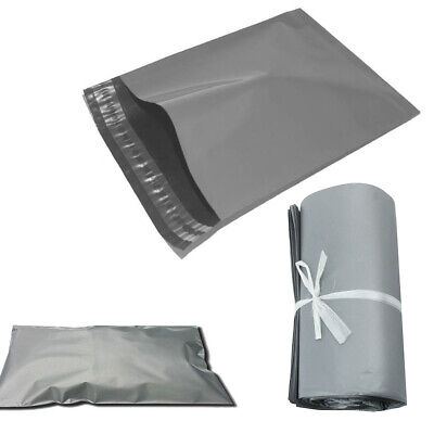 1000 x STRONG POLY MAILING BAGS - 4