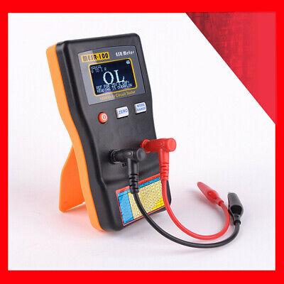 Mesr-100 Esr Capacitance Ohm Meter Cap Resistance Capacitor Circuit Tester
