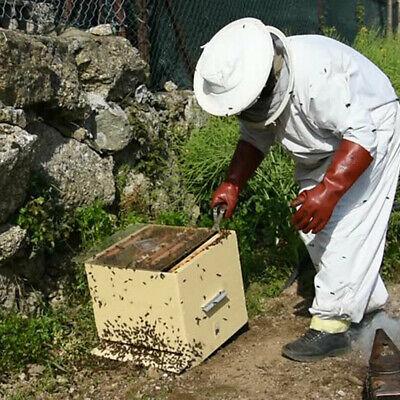 2xl Beekeeper Jacket Veil Suits Beekeeping Longsleeve Full Body Protect Anti Bee