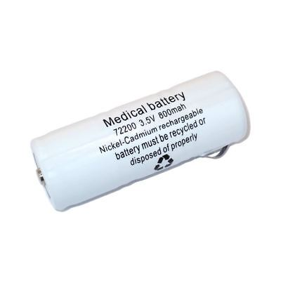 72200 3.5V Ni-Cad Rechargeable Replacement Battery For Welch Allyn Power Handles ()