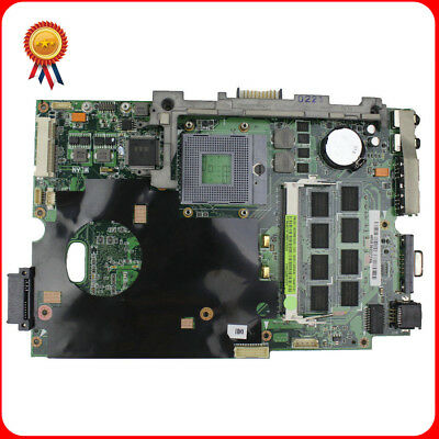 Laptop K40ij Motherboard For Asus Rev 2 1 Mainboard Fully Tested